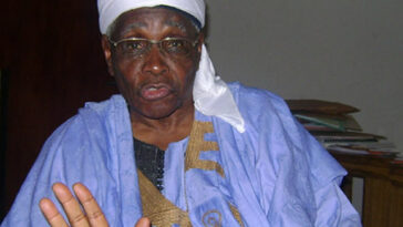 Northern Elders Attacks NEF Chairman, Ango Abdullahi For Accusing Igbos Of Violence 2