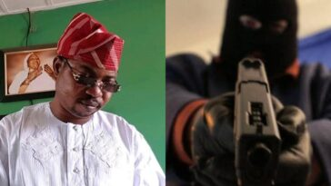 Oyo PDP Chieftain, Fatai Aborode Shot Dead By Unknown Gunmen In His Farm - Police 3