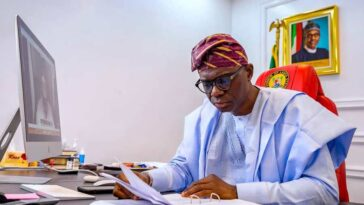 Lagos State Governor Sanwo-Olu tests positive for coronavirus 4