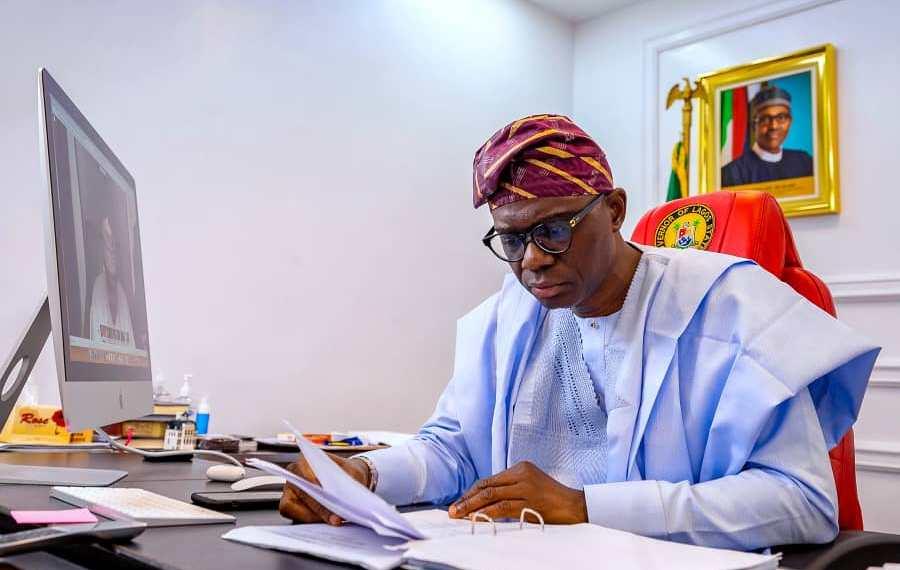 Lagos State Governor Sanwo-Olu tests positive for coronavirus 2