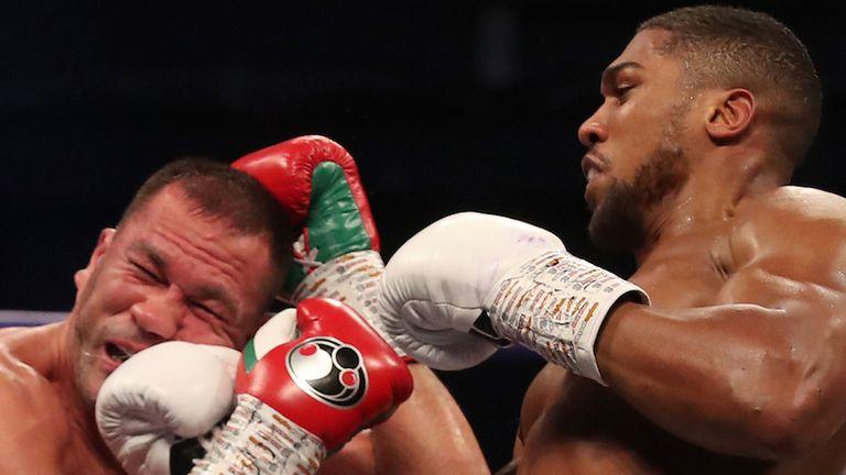 Anthony Joshua vs Pulev fight: President Buhari hails Anthony Joshua's victory over Kubrat Pulev 1
