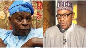 """Herdsmen Believe They Own Nigeria Because Buhari Is Fulani"" - Former SGF, Olu Falae 3"