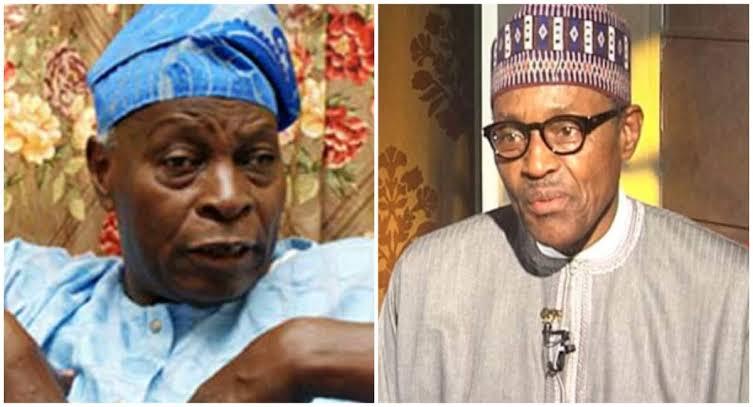 """""""Herdsmen Believe They Own Nigeria Because Buhari Is Fulani"""" - Former SGF, Olu Falae 1"""