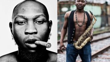 Journalist Accuses Seun Kuti Of Shooting A Gun During An Argument Over Parking Space 1