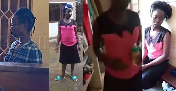 Housemaid Jailed For Feeding Her Boss' Baby With Urine, Infecting Her With Syphilis 1