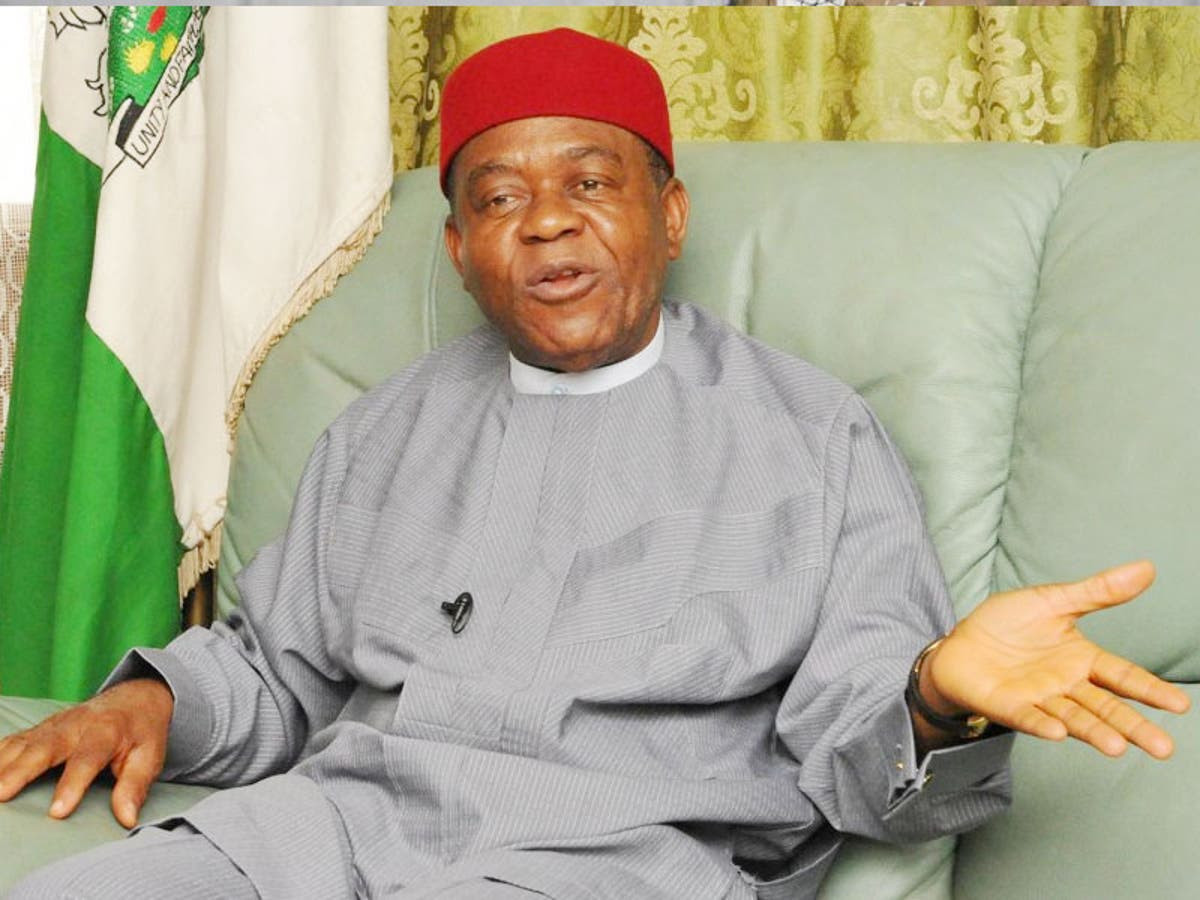 Senator Theodore Orji Says He's Quitting Politics For Abia Youths To Take Over In 2023 1