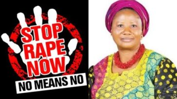 Adamawa Commissioner, Lami Ahmed Blames Devil For Rising Rape Cases In Nigeria 8