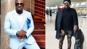Nollywood Actor, Jim Iyke Survives Car Accident On His Way To Shoot Tekno's Music Video 7