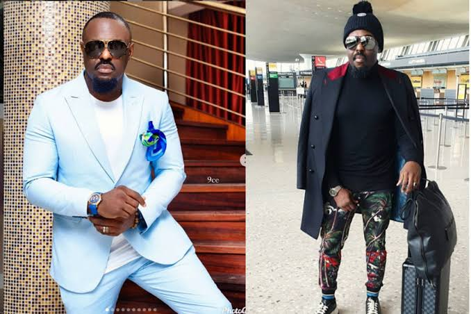 Nollywood Actor, Jim Iyke Survives Car Accident On His Way To Shoot Tekno's Music Video 1