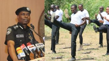 INSECURITY: IGP Adamu Orders Immediate Deployment Of SWAT Officers Nationwide 5