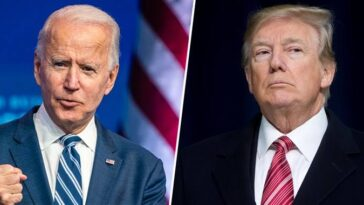 Electoral College Formally Elects Joe Biden US President, After He Defeated Donald Trump 8