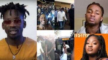 Omah Lay And Tems Will Soon Be Released From Police Custody In Uganda - Mr Eazi 4