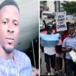Police Arrest Man Who Filmed SARS Officer Shooting A Boy Leading To #EndSARS Protest 28