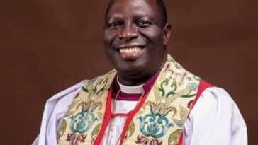 Anglican Church Suspends Ekiti Bishop After He Confessed To Having Sεx With Priest's Wife 6