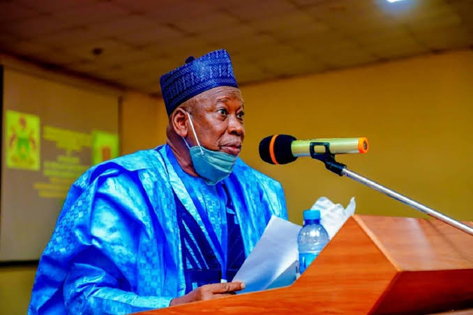 Govenor Ganduje Shuts Down All Schools In Kano Including Health Training Institutions 1