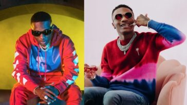 Wizkid Says If He Wasn't Blessed To Be Doing Music, He Would Have Been On The Streets 11