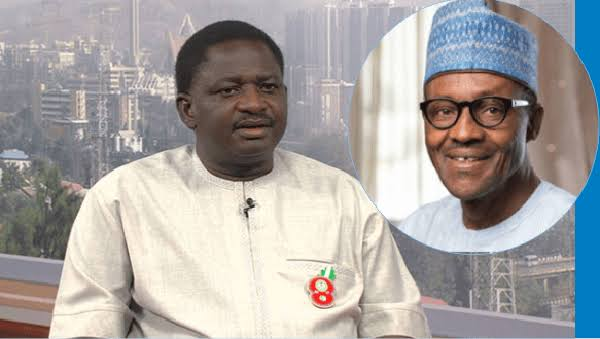 Jubril From Sudan: Femi Adesina Finally Opens Up About Buhari 'Being Dead And Cloned' 1