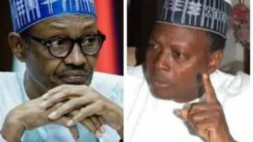 Buhari Is Physically And Mentally Sick, He Can't Even Handle His Own Family Affairs - Junaid Mohammed 3