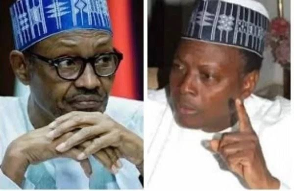 Buhari Is Physically And Mentally Sick, He Can't Even Handle His Own Family Affairs - Junaid Mohammed 1