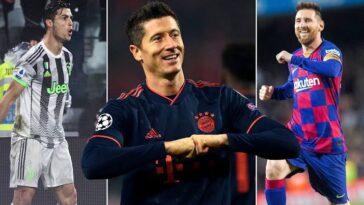 Robert Lewandowski Beats Messi And Ronaldo To Win FIFA Best Men's Player Award 13