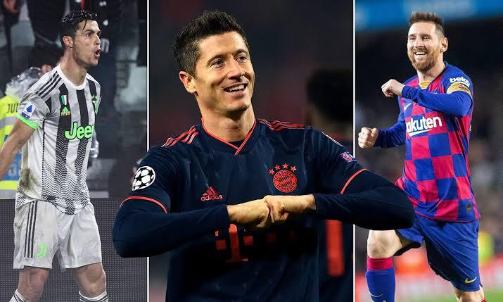 Robert Lewandowski Beats Messi And Ronaldo To Win FIFA Best Men's Player Award 1