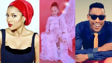 BBNaija's Gifty Powers Calls Mr 2Kay A Pig For Wishing Their Daughter A Happy Birthday 6