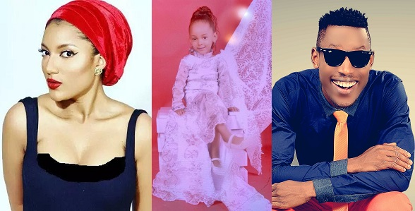 BBNaija's Gifty Powers Calls Mr 2Kay A Pig For Wishing Their Daughter A Happy Birthday 1