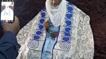 Zamfara Emir Escapes Death As Gunmen Kill His Driver, 2 Palace Guards, 3 Police Escorts 8