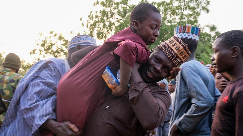 Tears Of Joy As Abducted Kankara Students Reunite With Their Parents In Katsina [Photos] 6