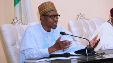 I Am Extremely Worried About Insecurity, Efforts Of Service Chiefs Not Good Enough - Buhari 9
