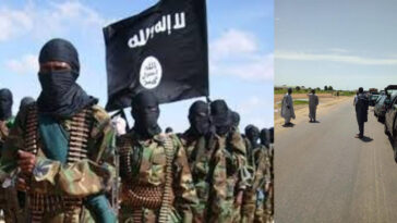 Boko Haram In Military Uniforms Kidnaps 35 Passengers On Damaturu-Maiduguri Road 8