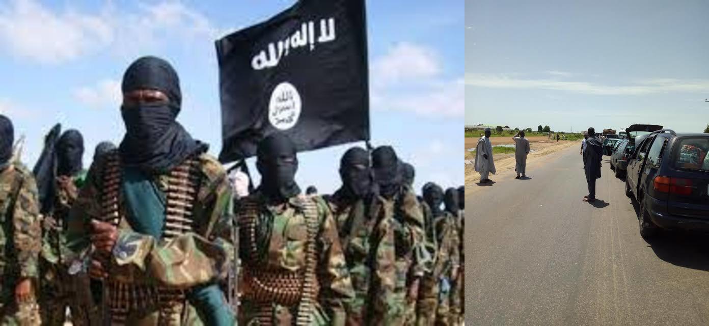 Boko Haram In Military Uniforms Kidnaps 35 Passengers On Damaturu-Maiduguri Road 1