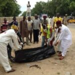Teenage Suicide Bomber Kill Three People When She Blew Up Herself In A Crowd In Borno 26