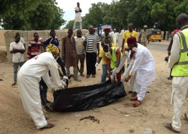 Teenage Suicide Bomber Kill Three People When She Blew Up Herself In A Crowd In Borno 1