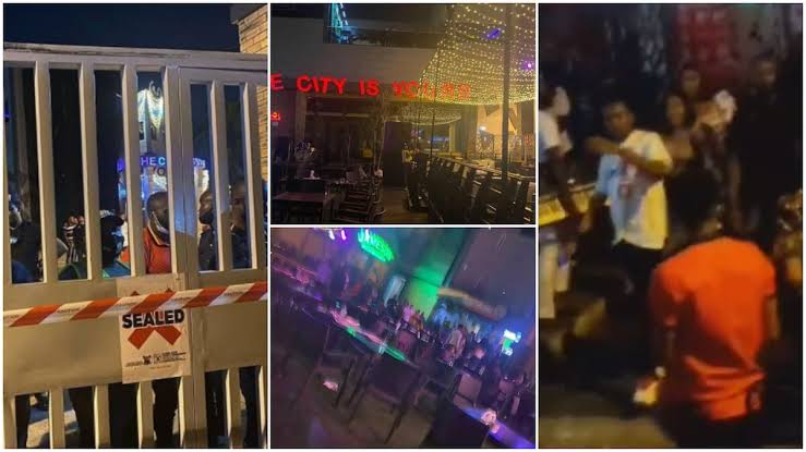 Lagos Government Shuts Down Cubana Nightclub For Flouting COVID-19 Guideline 1