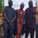 Davido Entertains Guests As He Performs At His Driver's Wedding Ceremony [Video] 26