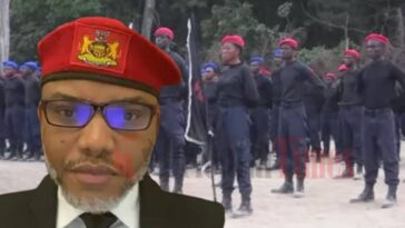 Nnamdi Kanu Attacks South-East Governors For Rejecting His 'Eastern Security Network' 4