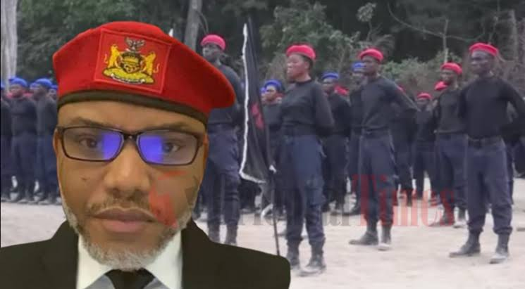 Nnamdi Kanu Attacks South-East Governors For Rejecting His 'Eastern Security Network' 1