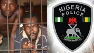 Tension As Over 38 Inmates Escapes From Police Custody In Enugu 2