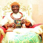 Olu Of Warri, Ogiame Ikenwoli Dies Of Alleged Coronavirus Infection After 5th Anniversary 26
