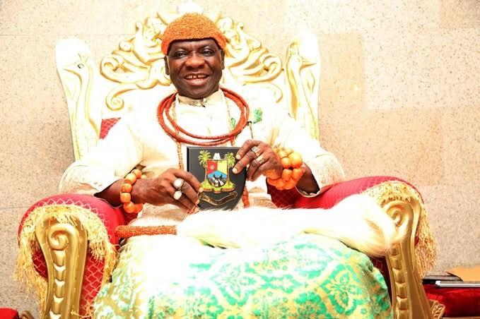 Olu Of Warri, Ogiame Ikenwoli Dies Of Alleged Coronavirus Infection After 5th Anniversary 1
