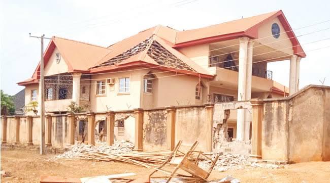Ex-NNPC Depot Manager Vandalises Estranged Wife's Residence Over Divorce In Enugu 1