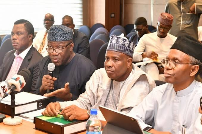 Nigerian Governors Are Tired And Frustrated Of Insecurity In The Country - Gov Fayemi 1