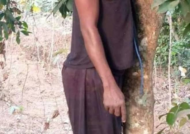 Mother Of Five Commits Suicide By Hanging Herself On A Tree Over Hardship In Ebonyi 1