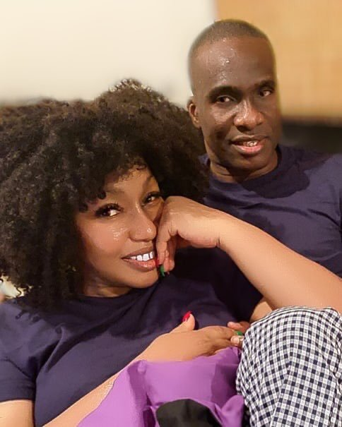 Nollywood actress Rita Dominic shows off her boyfriend Fidelis Anosike 4