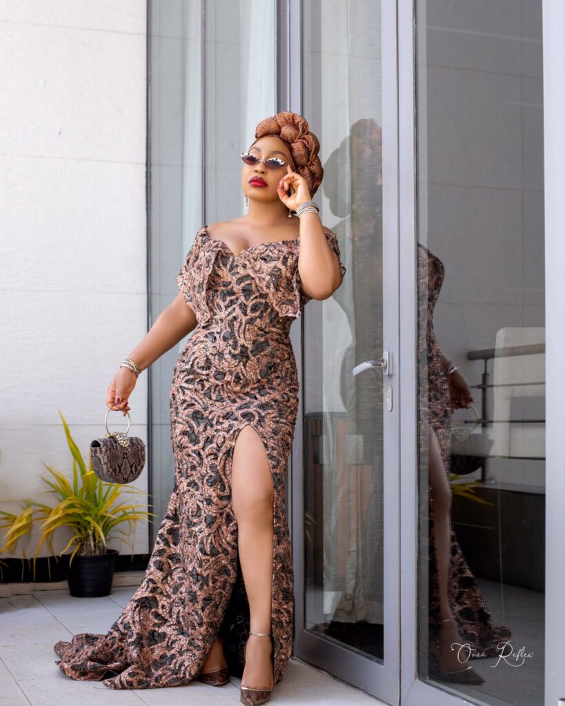 Nollywood actress Rita Dominic shows off her boyfriend Fidelis Anosike 5