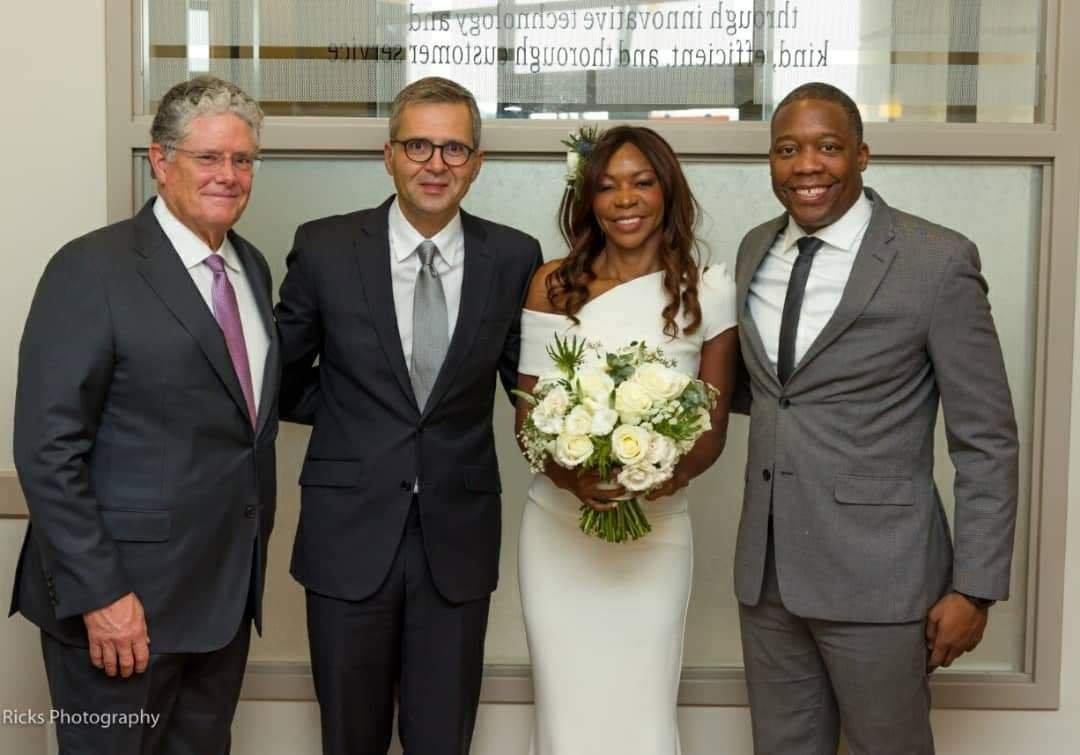Zambian Renowned Global Economist Dambisa Moyo Marries US Tech Billionaire Jared Smith 2