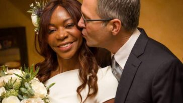 Zambian Renowned Global Economist Dambisa Moyo Marries US Tech Billionaire Jared Smith 3