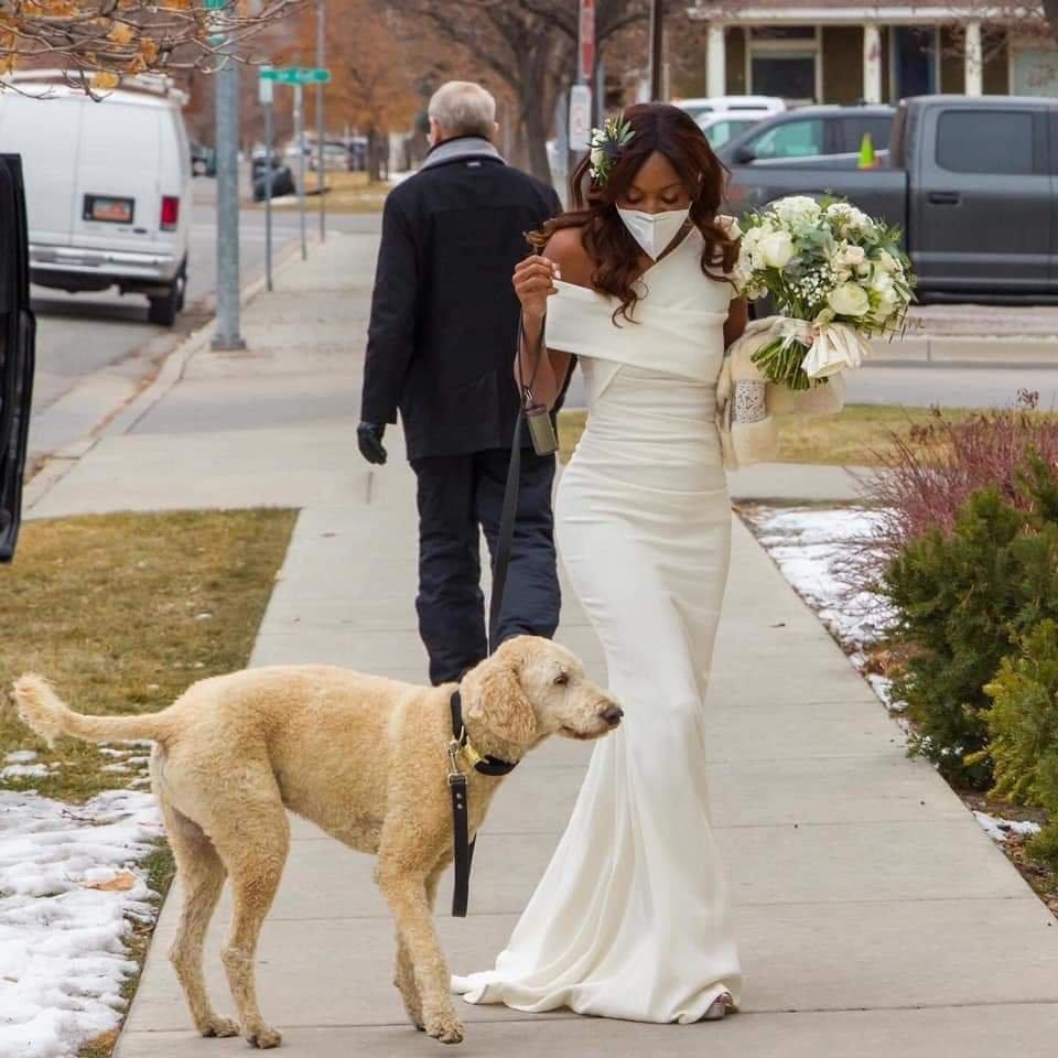 Zambian Renowned Global Economist Dambisa Moyo Marries US Tech Billionaire Jared Smith 3