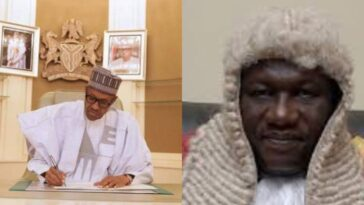 President Buhari Appoints Justice Salisu Garba As Acting Chief Judge Of FCT 4